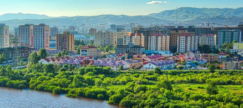 Arrive Ulaanbaatar