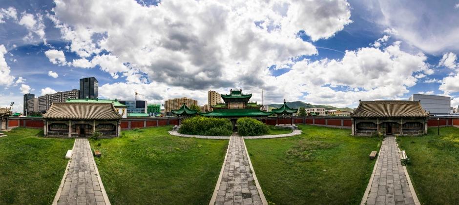 Ulaanbaatar – City Tour
