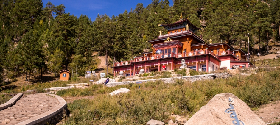 Ger Camp – Aglag Monastery – Ger Camp