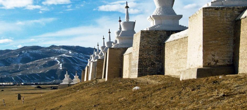 Ger Camp - Erdenezuu Monastery, Karakorum Museum – Ger Camp