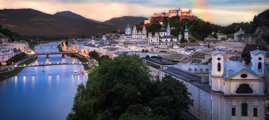 Innsbruck – Salzburg