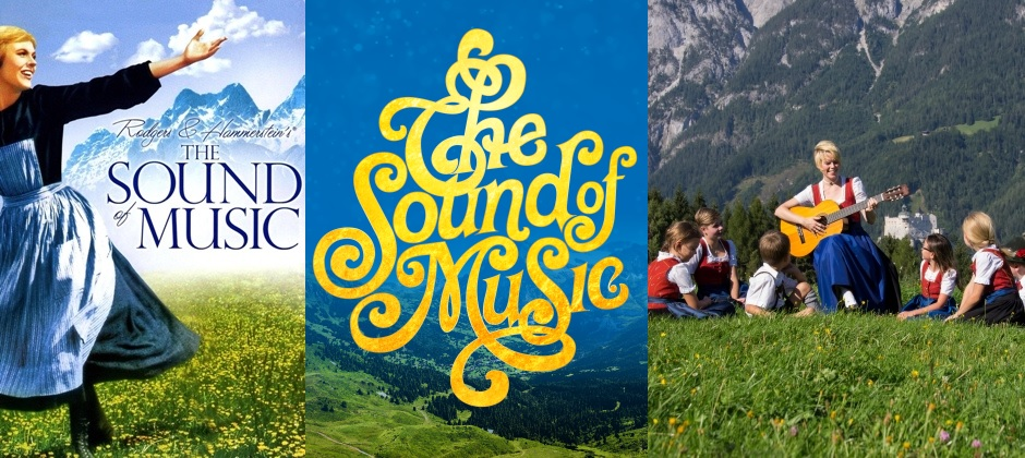 Salzburg – Sound of Music tour with Salt Mine Visit