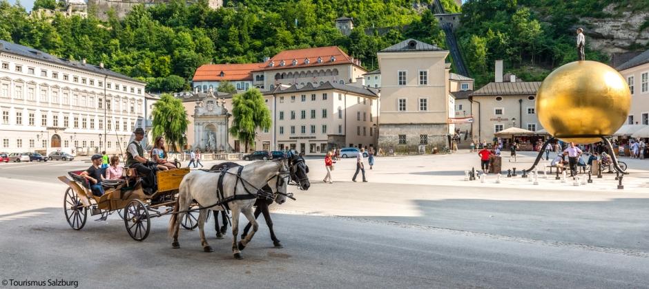 Salzburg – Vienna