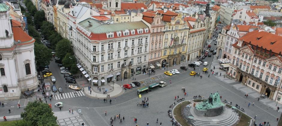 Warsaw– Prague