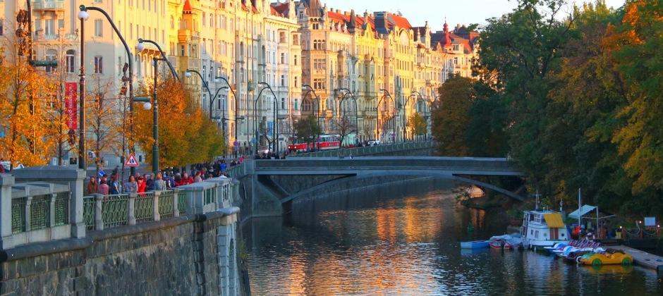 Prague - Hop on Hop off