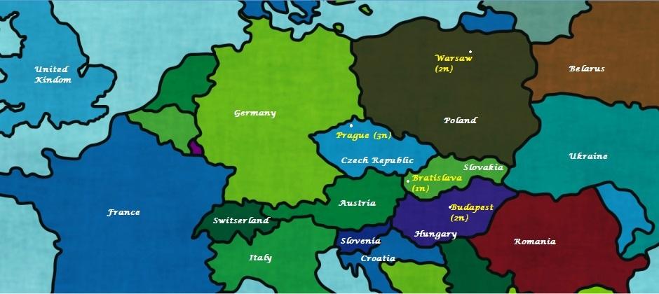 East European Escape