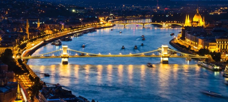 Arrival Budapest