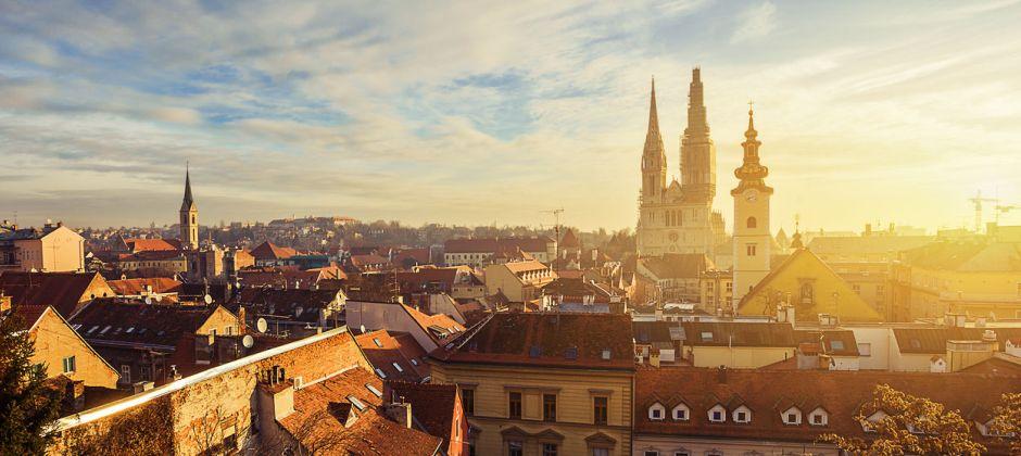 Arrive Zagreb