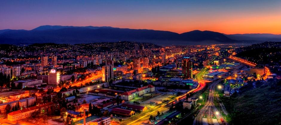 Zagreb - Sarajevo