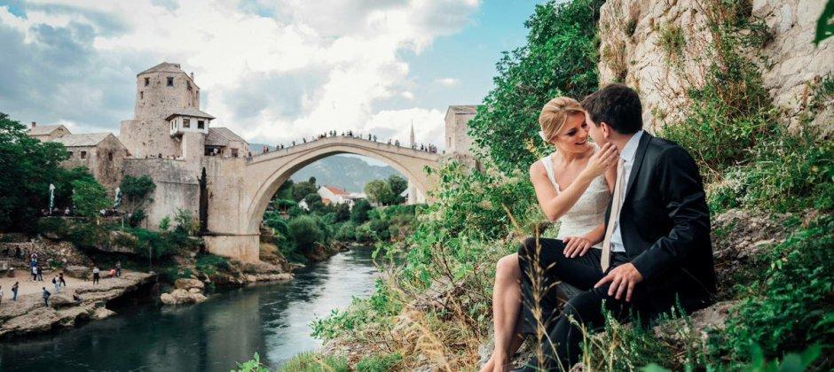 Sarajevo - Mostar - Neum
