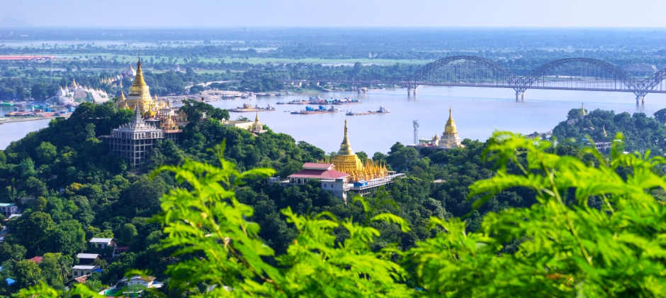 Mandalay: Excursion to Sagaing & Inwa