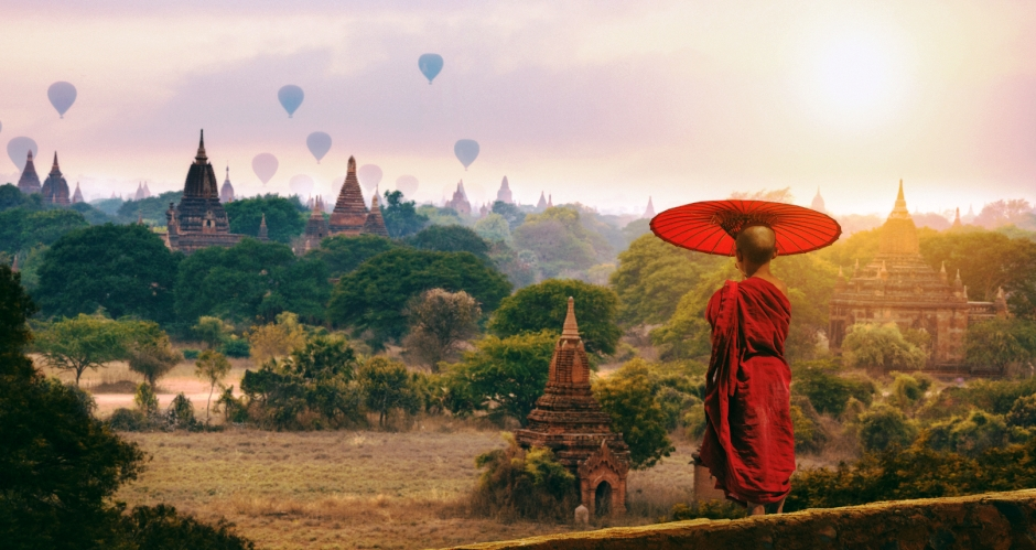 Mandalay: Excursion to Bagan