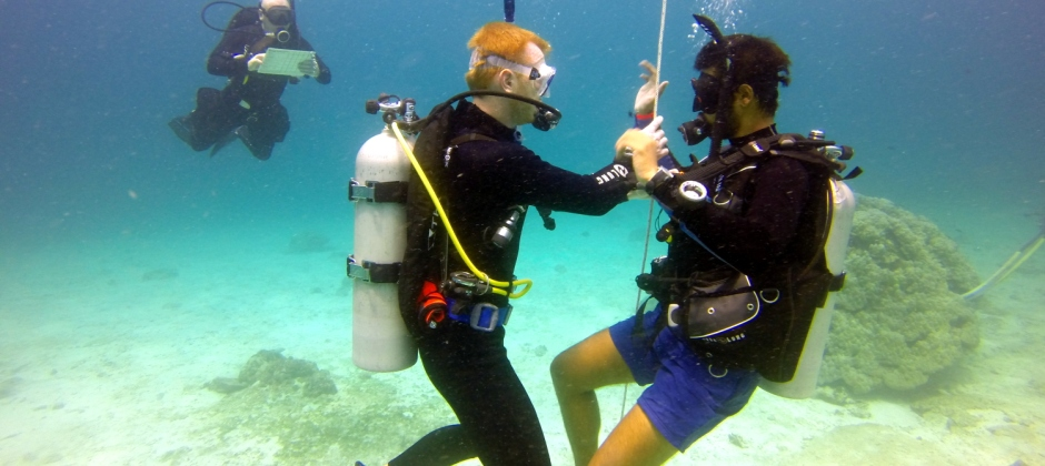 Phuket | Diving & Training With 3 Dives