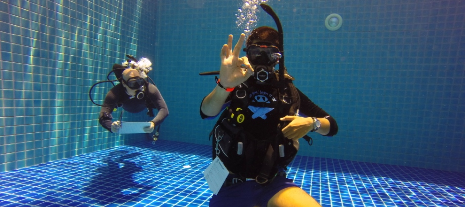 Go Diving @ Thailand
