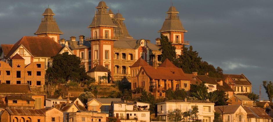 Sainte Marie – Antananarivo