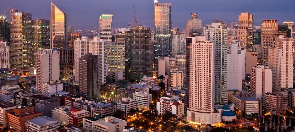 Arrival Manila