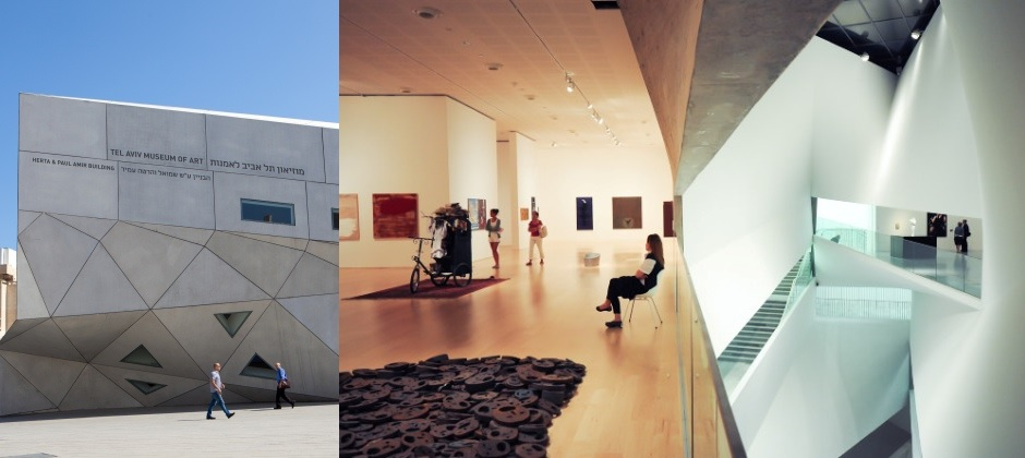 Tel Aviv: Visit To Museum of Art