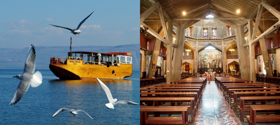 Tel Aviv: Visit to Nazareth and Sea of Galilee