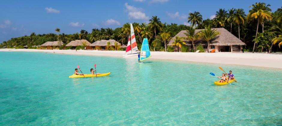 Maafushi Island| Free and Easy