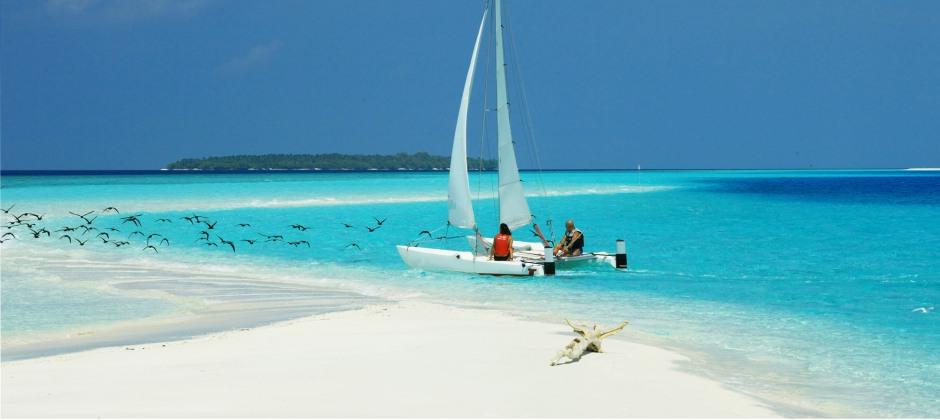 Maafushi Island Depart