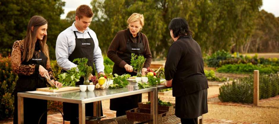 Melbourne – Barossa Valley | Jacobs Creek Cooking