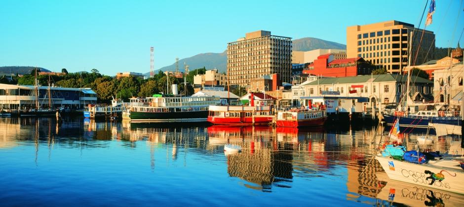 Hobart | Visit Waterfront & Explore Moorilla Estate