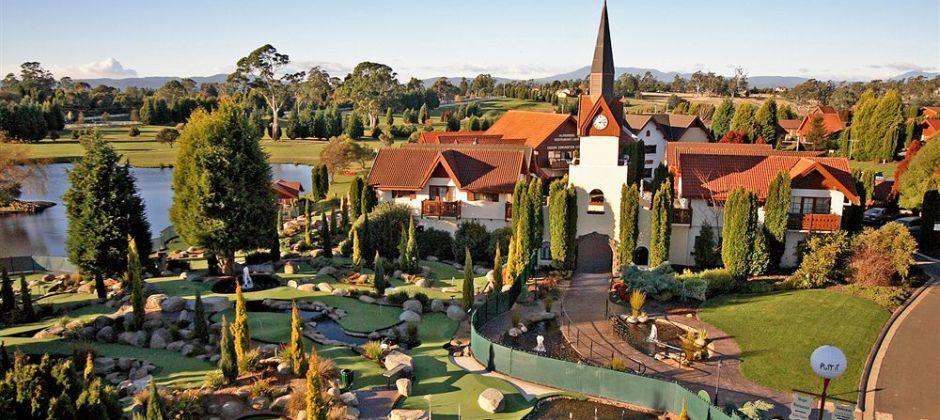 Freycinet Peninsula – Tamar Valley – Essendon, Melbourne