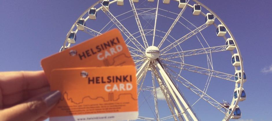 Arrival at Helsinki