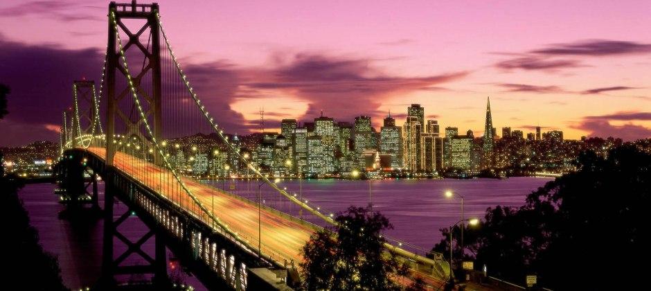 Arrive - San Francisco