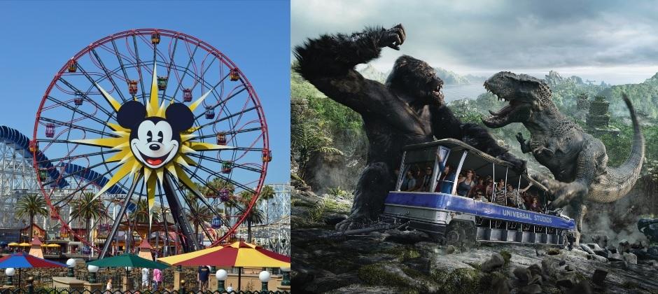 Los Angeles :  Universal Studio