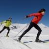 Skiing @ Saas-Fee