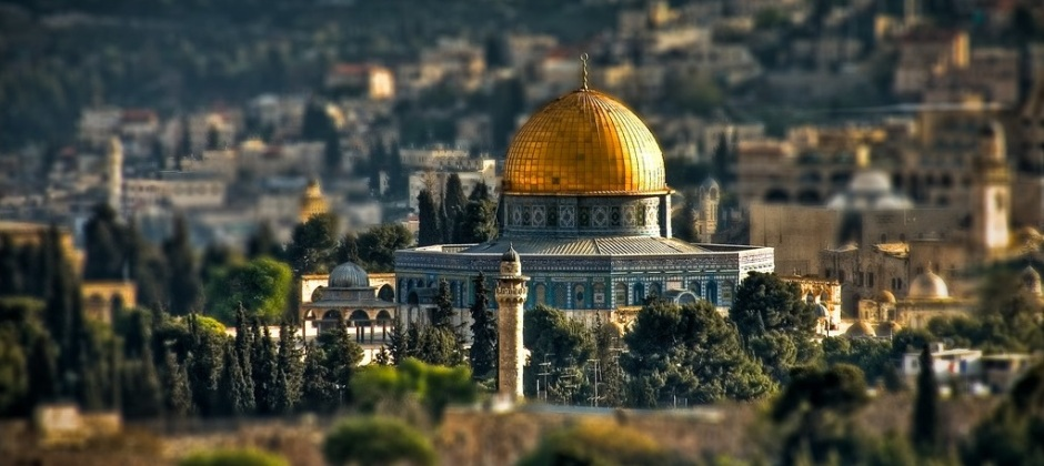 Jerusalem: New City Tour