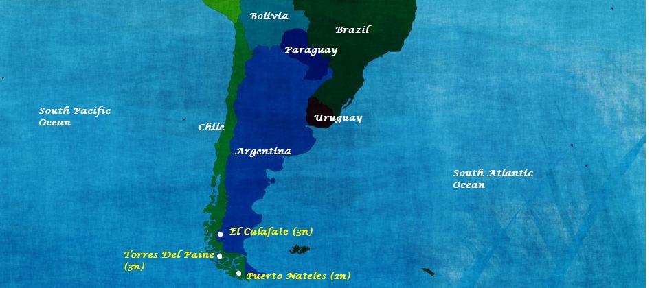Patagonian Drive