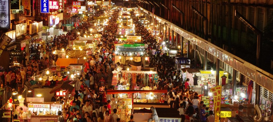 Kaohsiung – Taichung: Optional night market visits