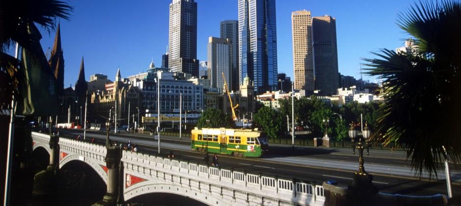 Arrive Melbourne