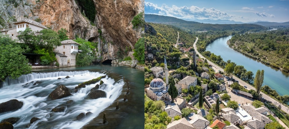 Mostar – Mostar City Tour And Excursion To Blagaj And Pocitelj