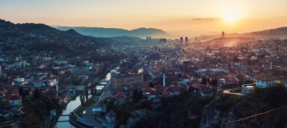 Depart Sarajevo