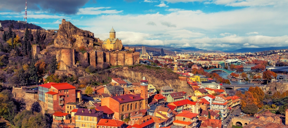 Arrive Tbilisi – Tbilisi City Tour