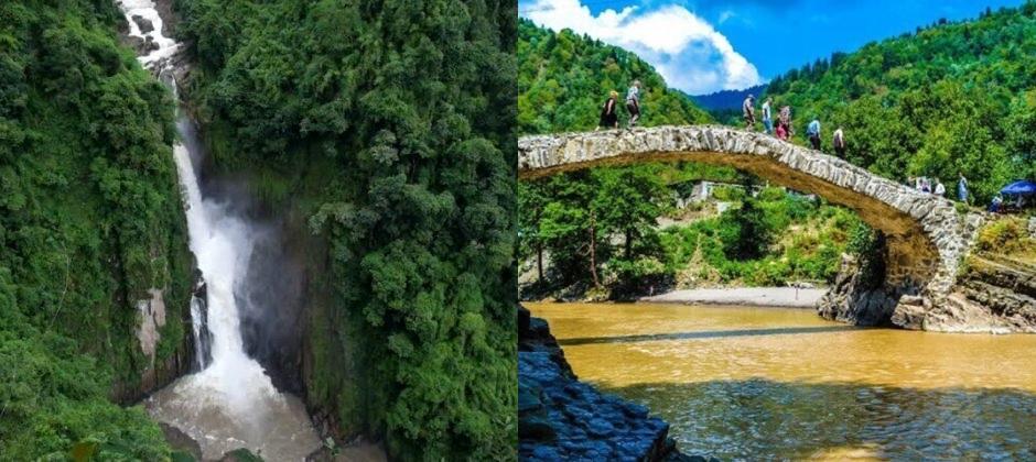 Tbilisi – Visit Makhuntseti Waterfalls