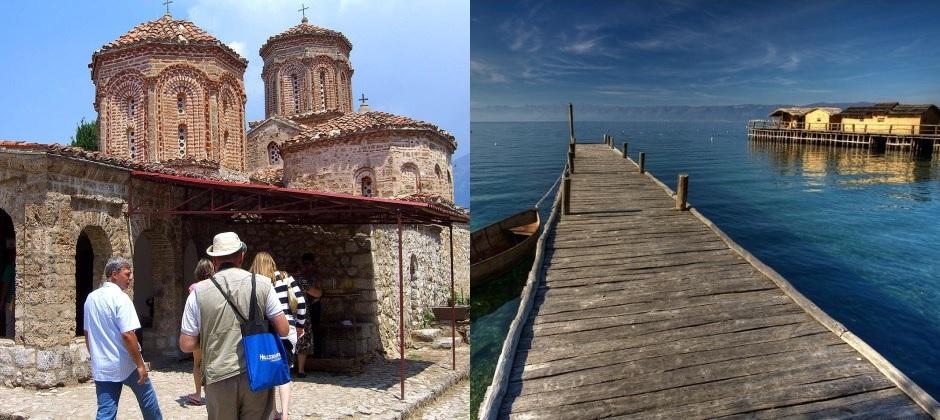 Ohrid – St Naum – Ohrid