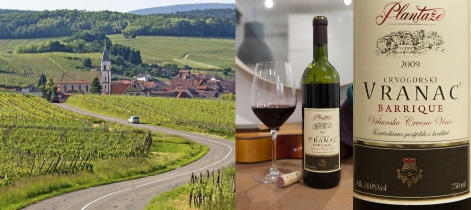 Budva: Wine Road Excursion