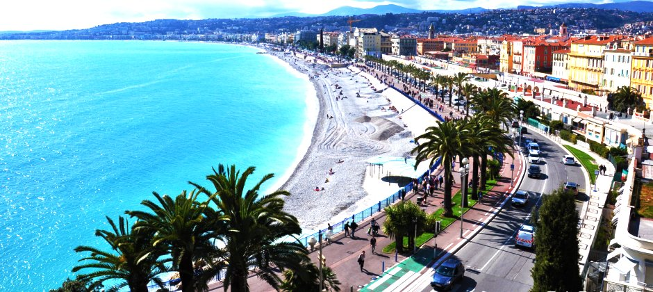 Nice | Full Day visit  French Riviera |
