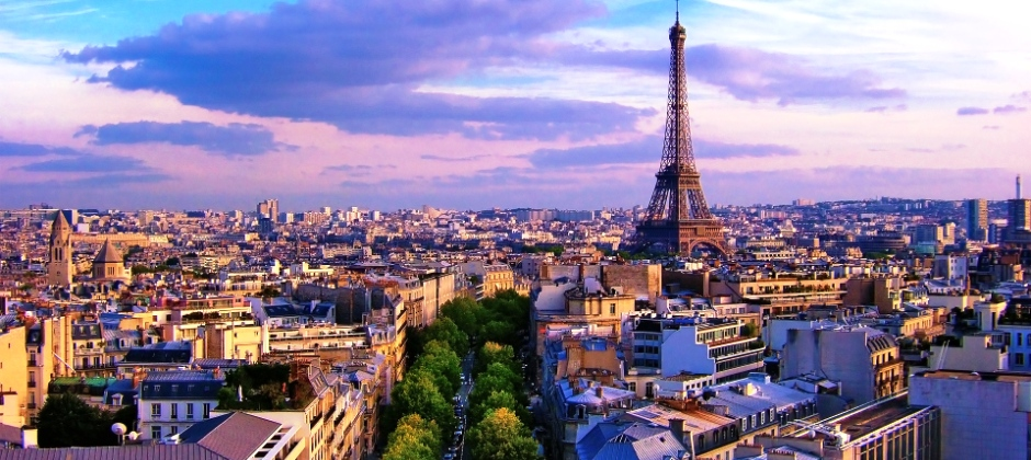 Paris | Visit the Eiffel Tower to the top