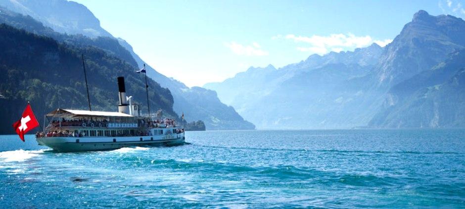 Lugano - Lucerne   Visit the Swiss Miniature park   Lake Lucerne Cruise