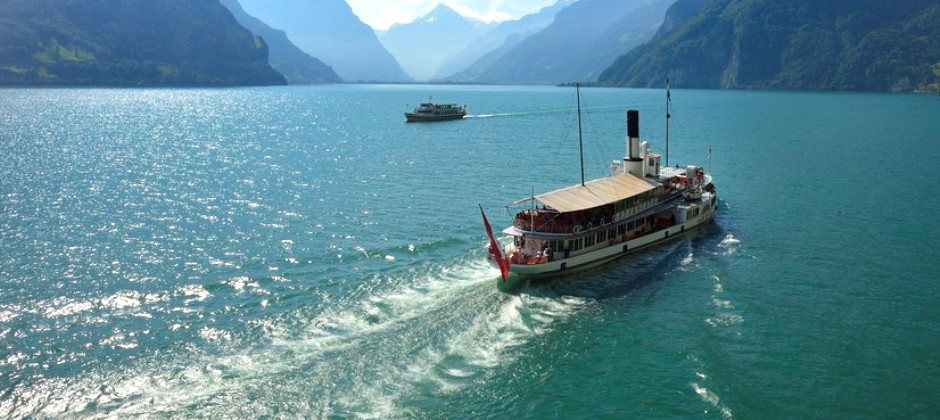 Lugano - Lucerne | Visit the Swiss Miniature park | Lake Lucerne Cruise
