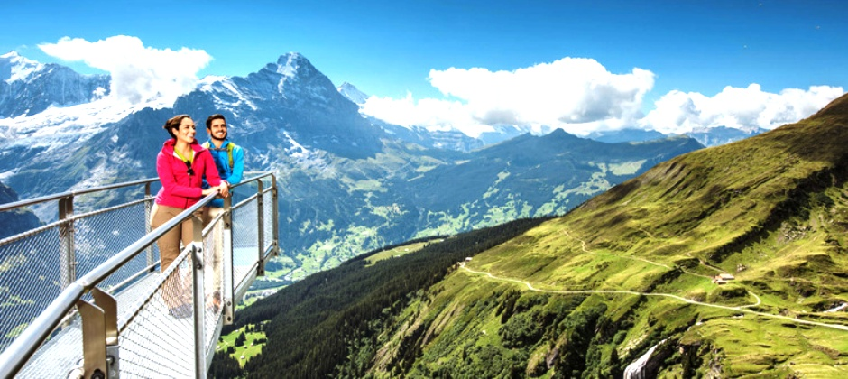 Interlaken | Full day Excursion to Mt. Jungfraujoch