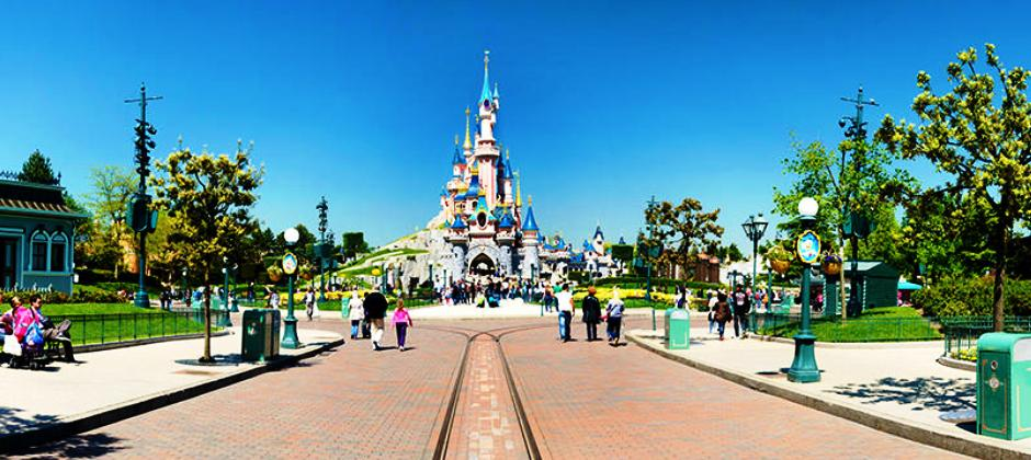 Paris | Disneyland theme park