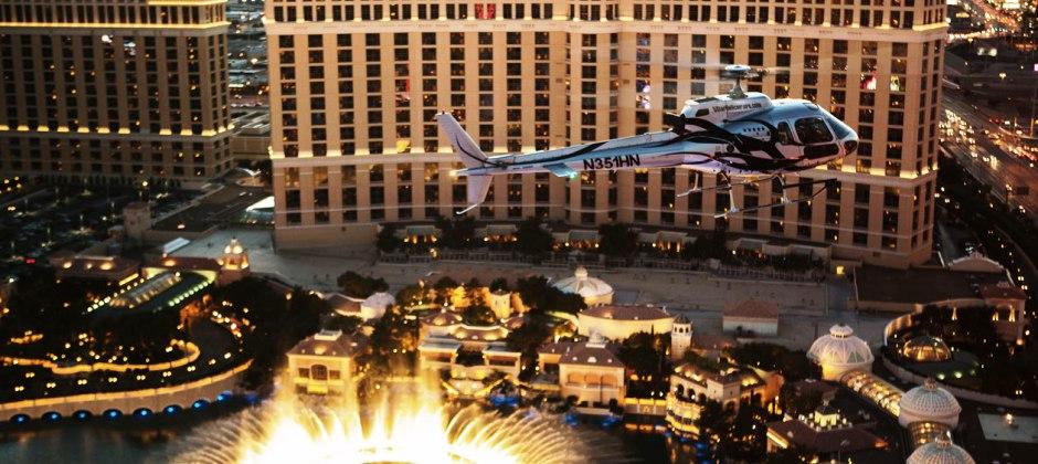 Niagara falls – Las Vegas | Helicopter Tour in Las Vegas
