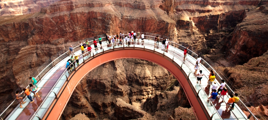 Las Vegas | Grand Canyon West Rim Bus Tour