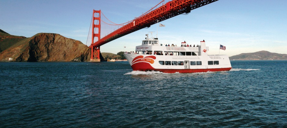 San Francisco | City tour with Bay Cruise